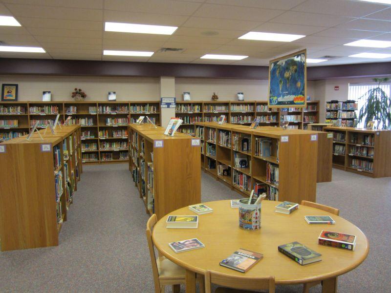 Elementary School Library Decorating Ideas